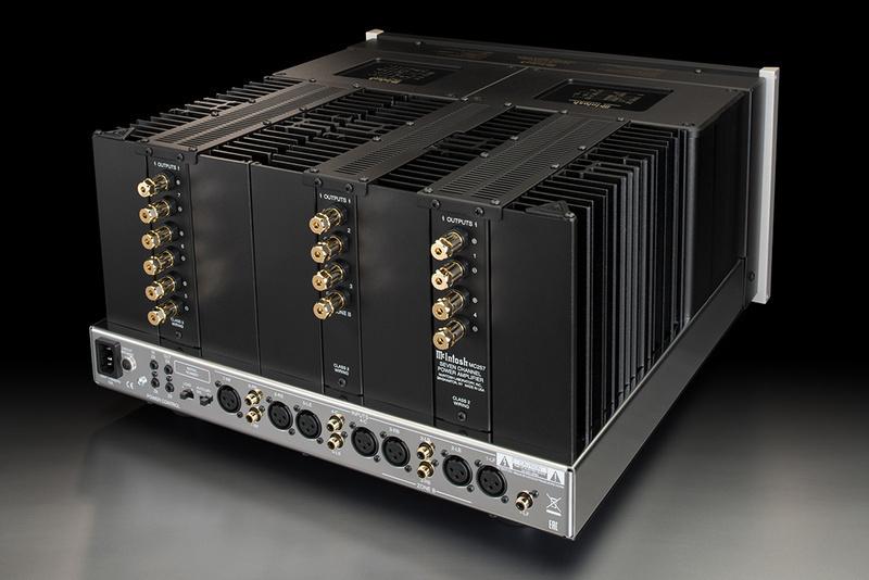 McIntosh giới thiệu ampli công suất 7 kênh MC257  dành cho hệ thống xem phim tại gia