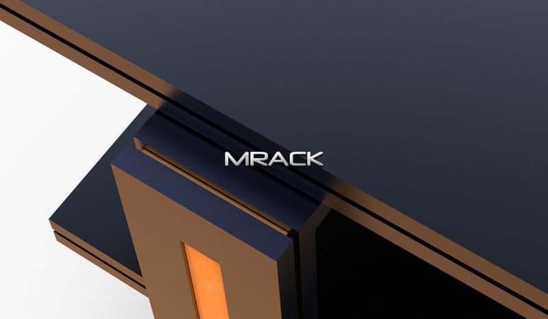 Magico trình làng MRACK: Kệ máy tiền tỉ cho hệ thống hi-end