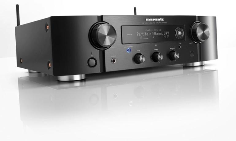 Marantz công bố ampli tích hợp, kiêm đầu phát nhạc số PM7000N