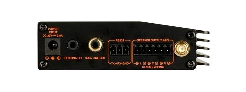 Monitor Audio phát hành ampli tí hon IA40-3 dành cho các hệ thống loa âm tường, âm trần