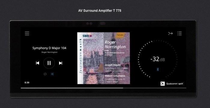 NAD giới thiệu AV receiver đầu bảng T 778, 9 kênh khuếch đại, giá 72 triệu đồng