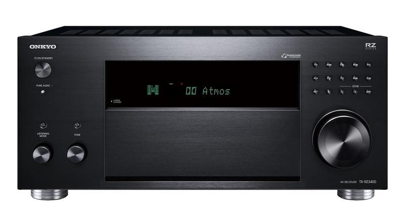 Onkyo tung ra chiếc ampli xem phim đầu bảng mang tên TX-RZ3400, giá hơn 70 triệu đồng