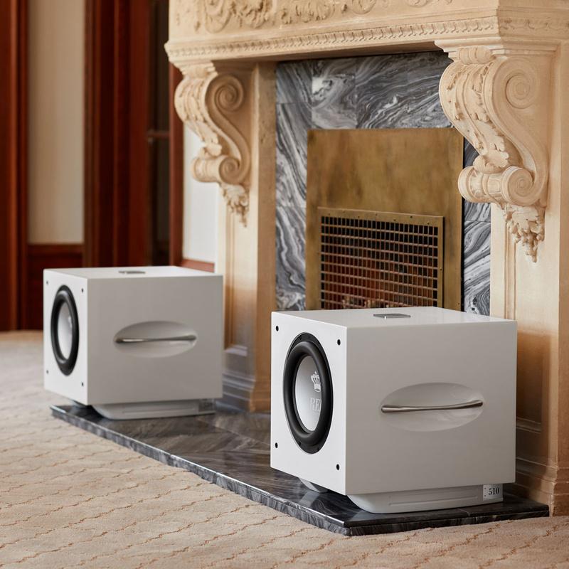 REL Acoustics trình làng bộ đôi subwoofer cao cấp thuộc Series S
