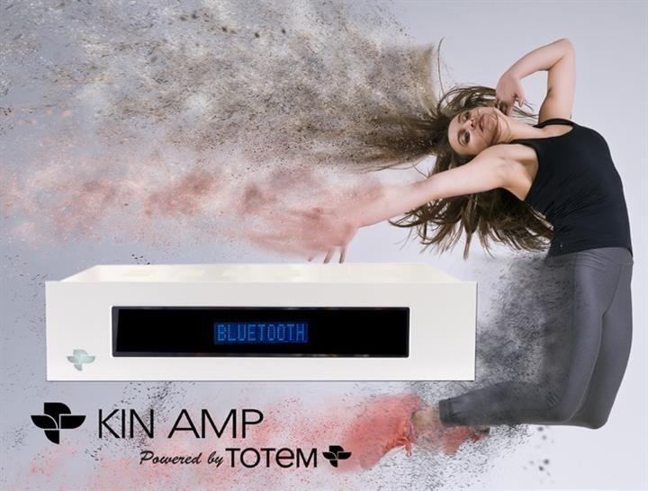 Totem Acoustic tung ra ampli tích hợp đầu tiên của hãng mang tên KIN AMP