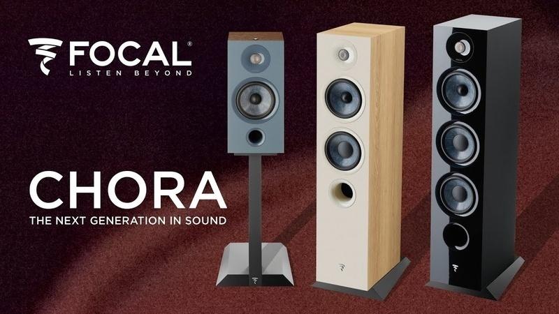 Focal ra mắt Chora Series: Dòng loa mới thay thế cho Chorus Series