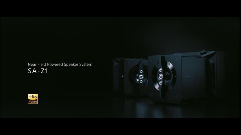 Sony ra mắt hệ thống loa hi-end SA-Z1 thuộc Signature Series