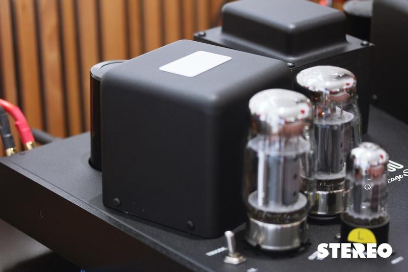 Ampli đèn SLI-80 Heritage Series: Huyền thoại tái xuất