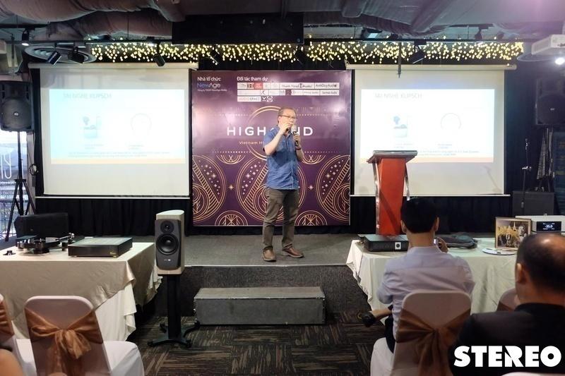 Họp báo Vietnam Hi-end Show 2019 - Tp Hồ Chí Minh: Hé lộ sự xuất hiện của hàng loạt siêu phẩm mới cùng các hoạt động hấp dẫn