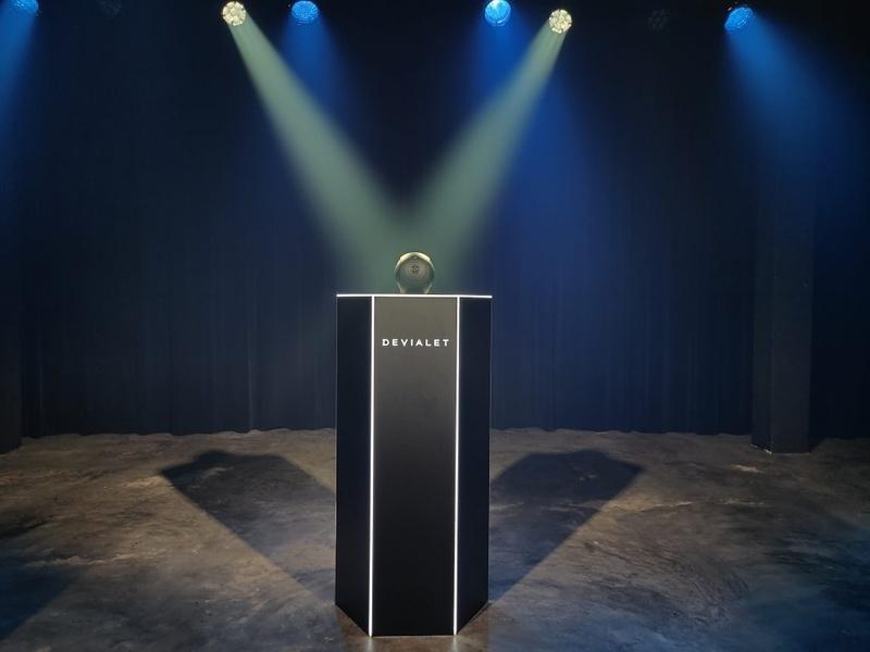 Devialet giới thiệu màu mới dành cho mẫu loa Phantom Reactor