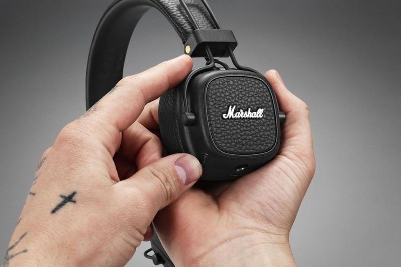 Marshall tung ra tai nghe không dây Major III Voice, trang bị Google Assistant
