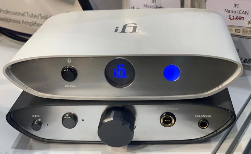 iFi trình làng bluetooth receiver Zen Blue với giá bán hấp dẫn