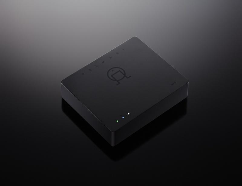 Primare ra mắt network player NP5 Prisma - bộ nguồn phát nhỏ gọn dành cho nhạc số