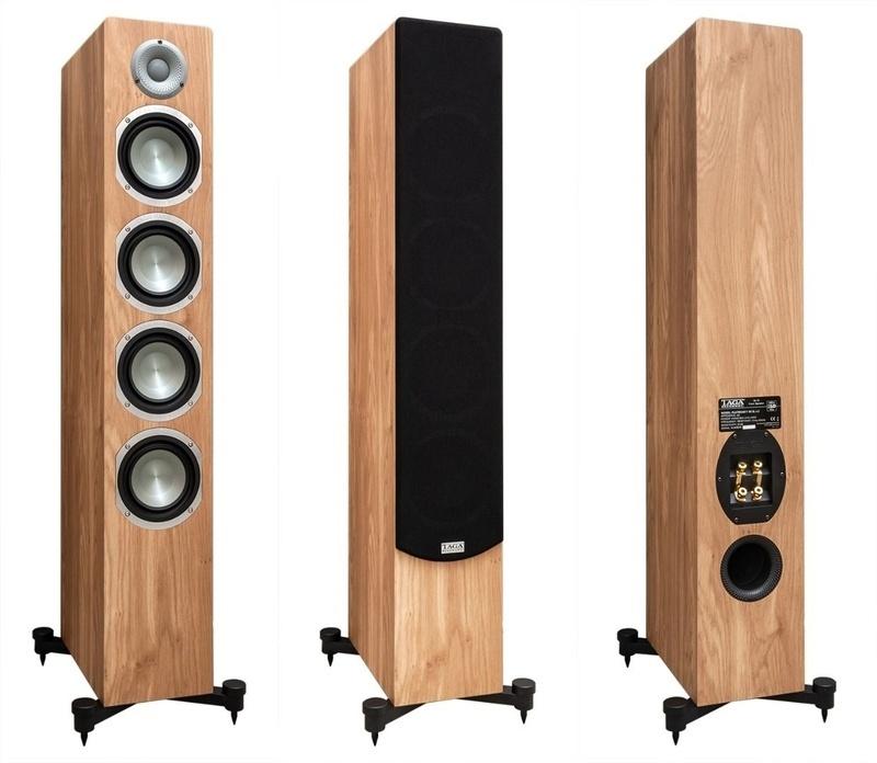 Taga Harmony bán ra Platinum F-90 SL v.2: Loa cột 3 đường tiếng dành cho cả xem phim và nghe nhạc