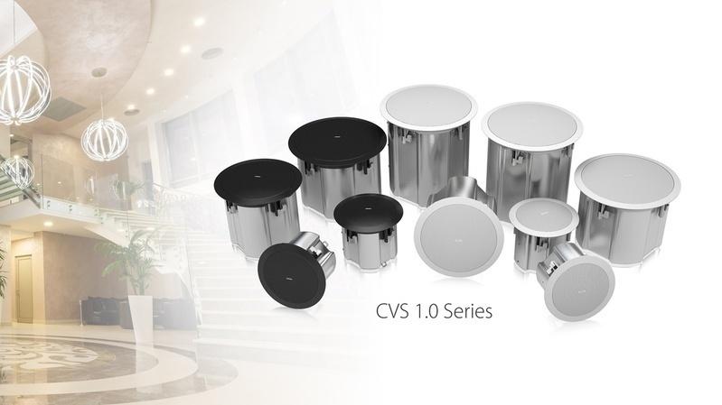 Tannoy giới thiệu loạt loa âm trầm cao cấp CVS 1.0 Series