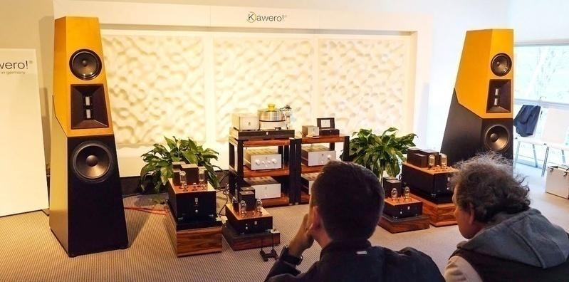 [Vietnam Hi-end Show 2019 - Hà Nội]: Audio Sơn Hà trình làng Kaiser Acoustics với audiophile đất Bắc