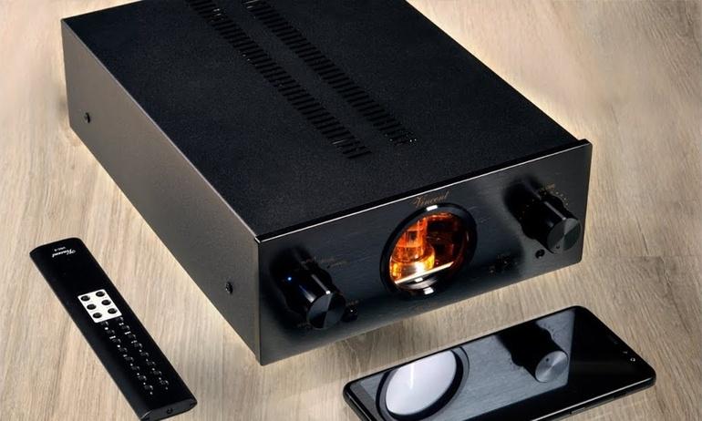 Ampli tích hợp mạch lai đèn Vincent Audio SV-200
