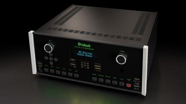 McIntosh ra mắt bộ sản phẩm dành cho hệ thống xem phim cao cấp