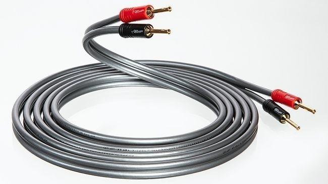 QED ra mắt loạt dây dẫn đầu bảng dành cho hệ thống âm thanh cao cấp