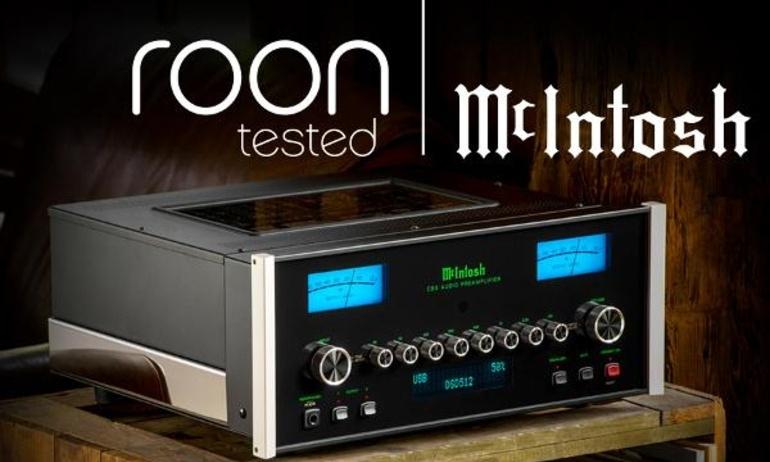 Thêm 2 sản phẩm của McIntosh được cấp chứng chỉ Roon Tested
