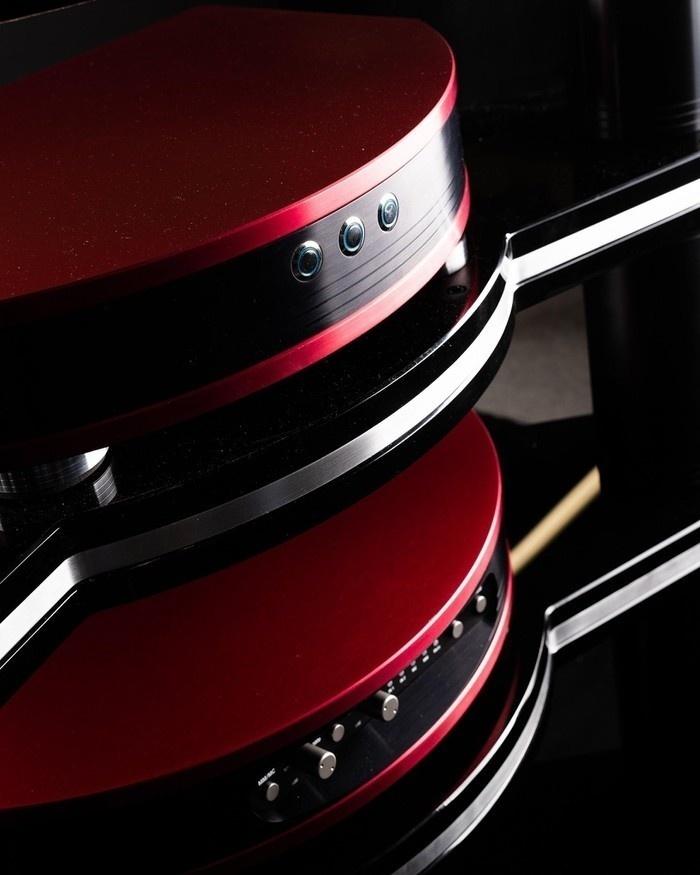 VPI giới thiệu mâm đĩa than đầu bảng Vanquish Magnetic Drive