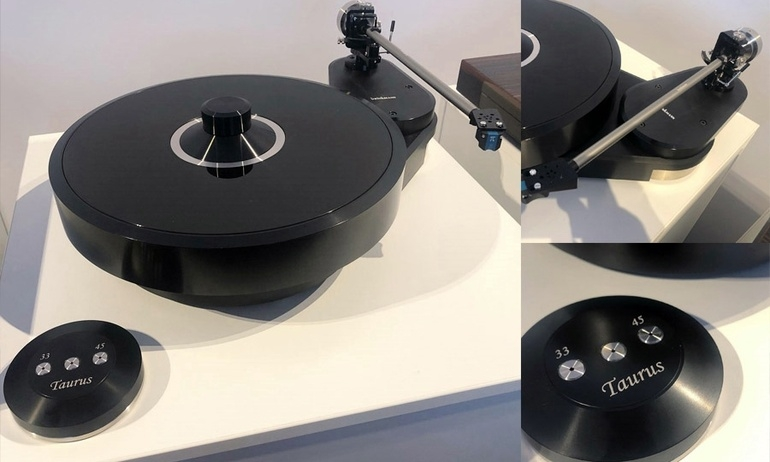Brinkmann Audio mở bán mâm đĩa than Taurus