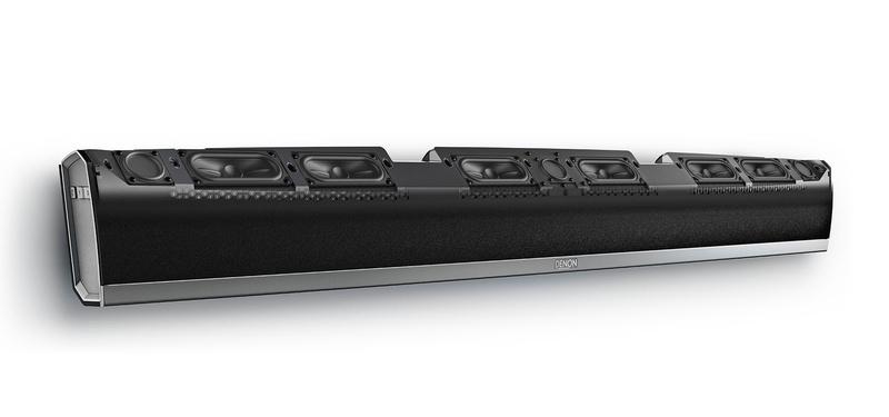 Loa soundbar đầu bảng Denon DHT-S716H chính thức có mặt trên thị trường