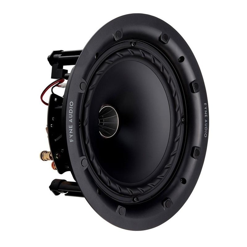 Fyne Audio tung ra loạt loa lắp đặt chất lượng cao dành cho các hệ thống âm tường, âm trần