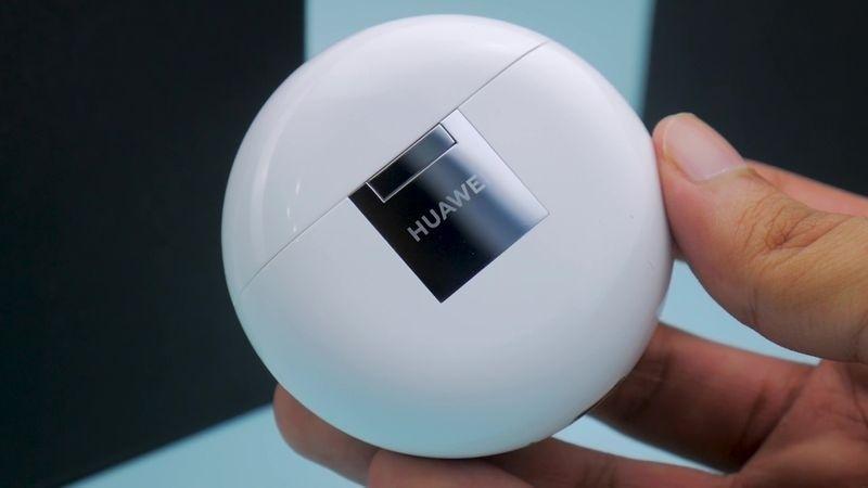 Huawei ra mắt tai nghe true-wireless FreeBuds 3: Sử dụng chip Kirin A1, có khả năng chống ồn