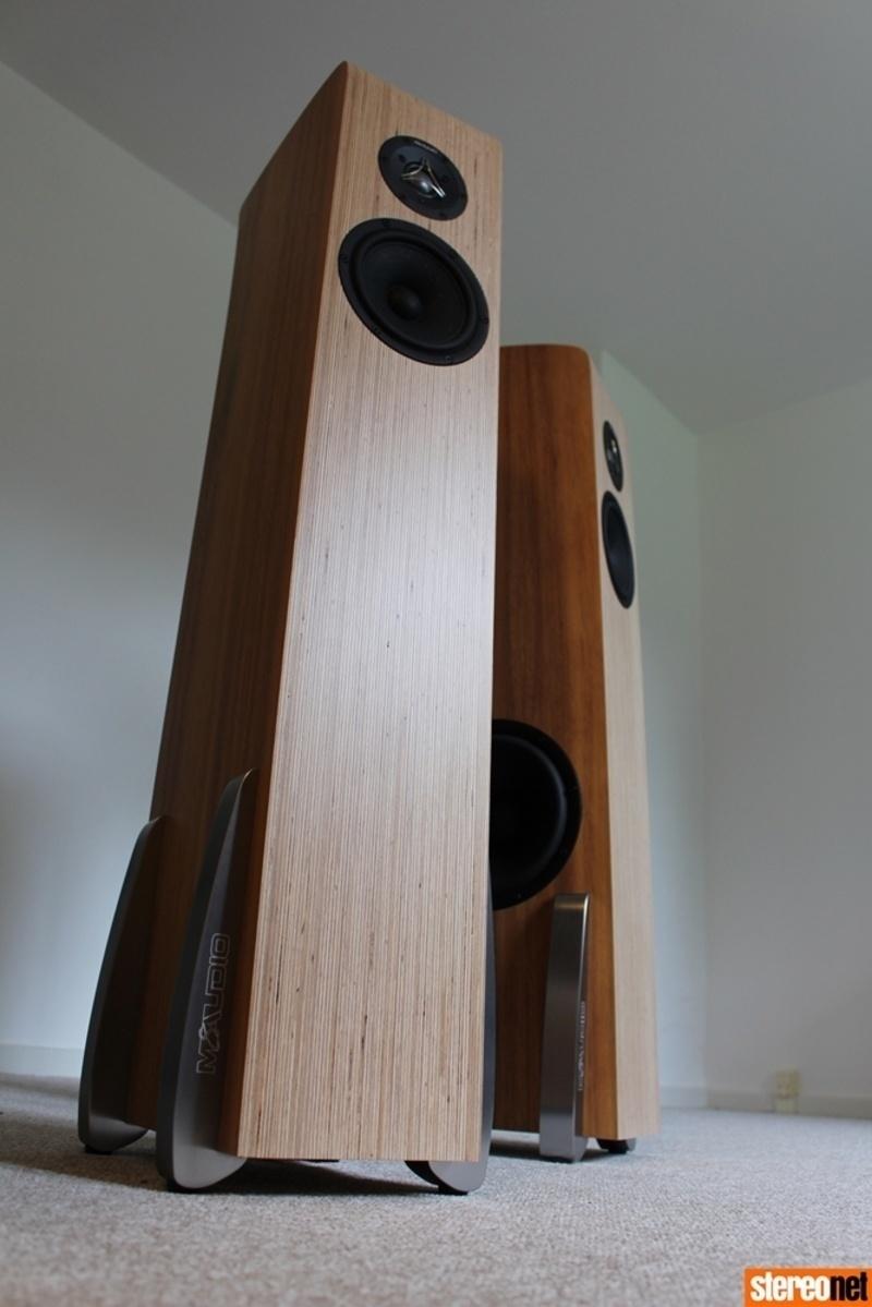 M8audio bán ra mẫu loa cột Tower Maxwell, giá hơn 360 triệu đồng