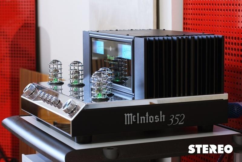 McIntosh MA352: Bước đột phá của dòng ampli tích hợp