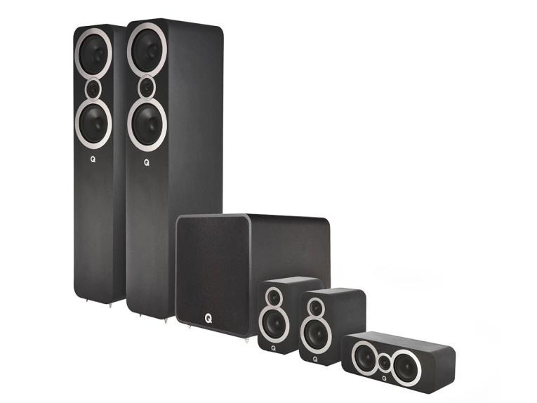 Q Acoustics giới thiệu loa siêu trầm phổ thông Q B12