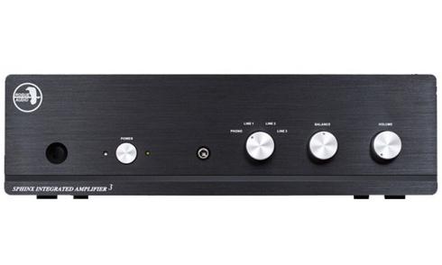 Rouge Audio ra mắt ampli tích hợp Sphinx V3
