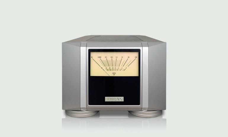 Thrax Spartacus 300B: Bộ ampli đèn 300B đỉnh cao của thế giới hi-end