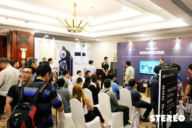 Vietnam Hi-end Show 2019: Thỏa