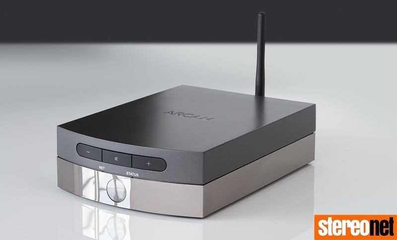 Arcam ra mắt đầu network streamer all-in-one Solo Uno