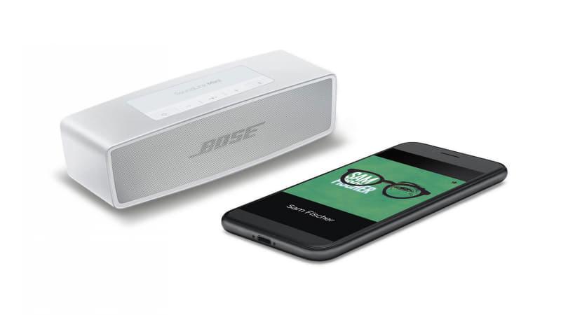 Bose mở bán phiên bản đặc biệt của loa di động Soundlink Mini II, sử dụng cổng sạc USB-C thay cho microUSB