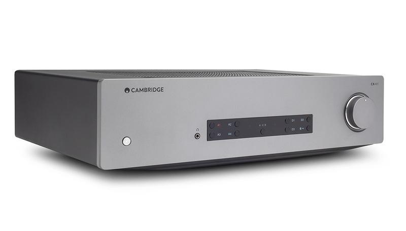 Ampli tích hợp Cambrigde Audio CXA81 đoạt giải