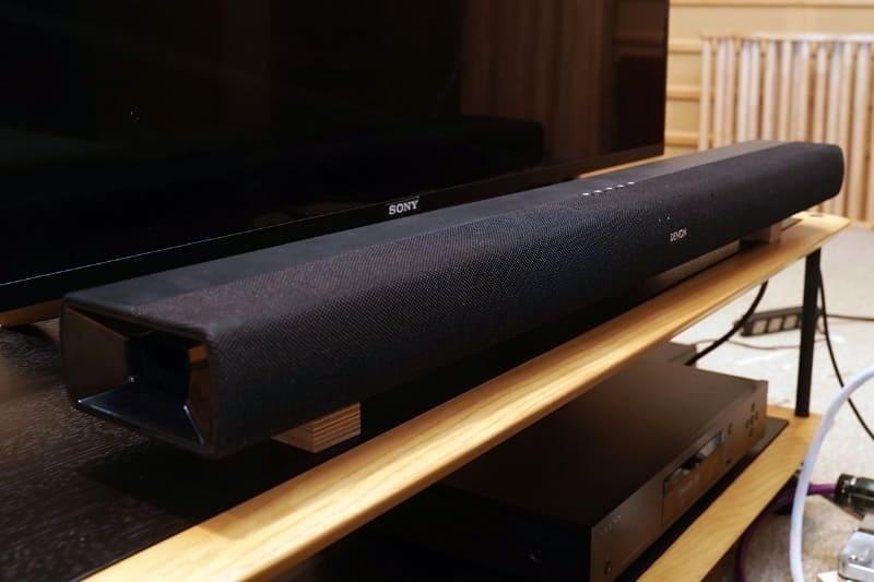 Denon trình làng loa soundbar DHT-S216, dự kiến ra mắt trong tháng 12