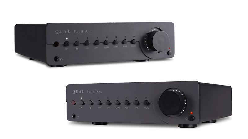Quad ra mắt phiên bản mới của ampli tích hợp Vena II, tích hợp sẵn Play-Fi