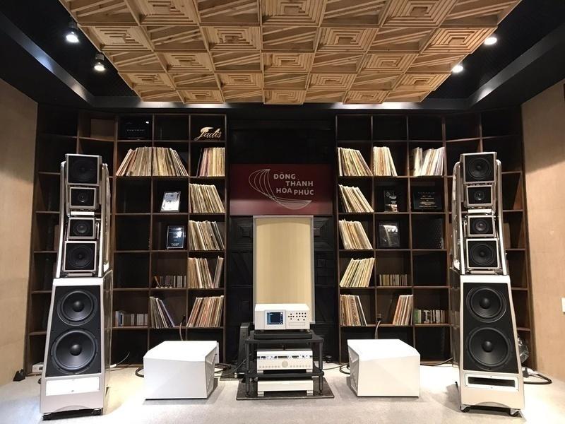 Siêu phẩm Chronosonic XVX của Wilson Audio chính thức có mặt tại Việt Nam
