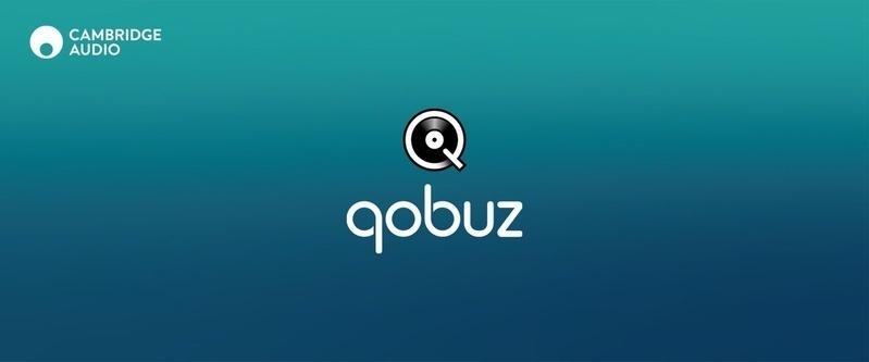 Qobuz nay đã  có mặt trên các đầu streamer của Cambridge Audio