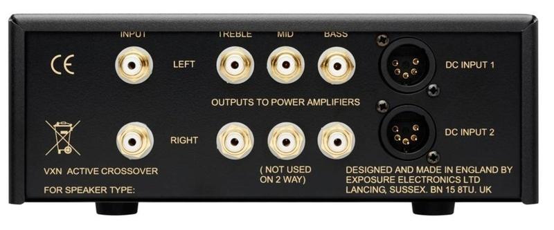 Exposure tung ra bộ phân tần chủ động dòng VXN với nguồn điện đi kèm
