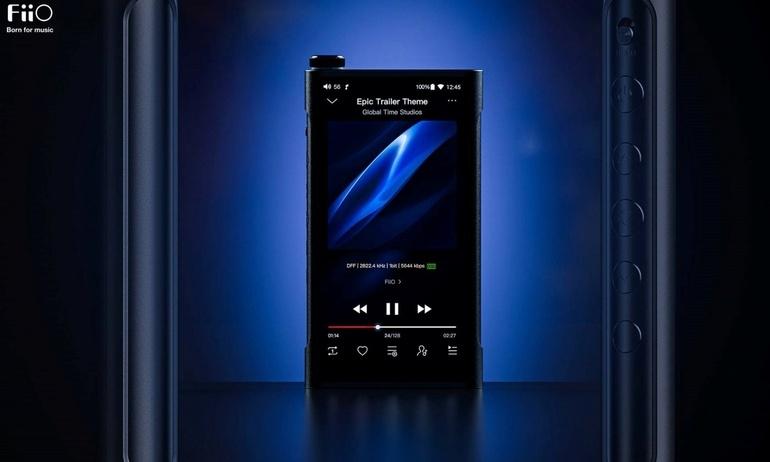 FiiO trình làng máy nghe nhạc đầu bảng thế hệ mới mang tên M15