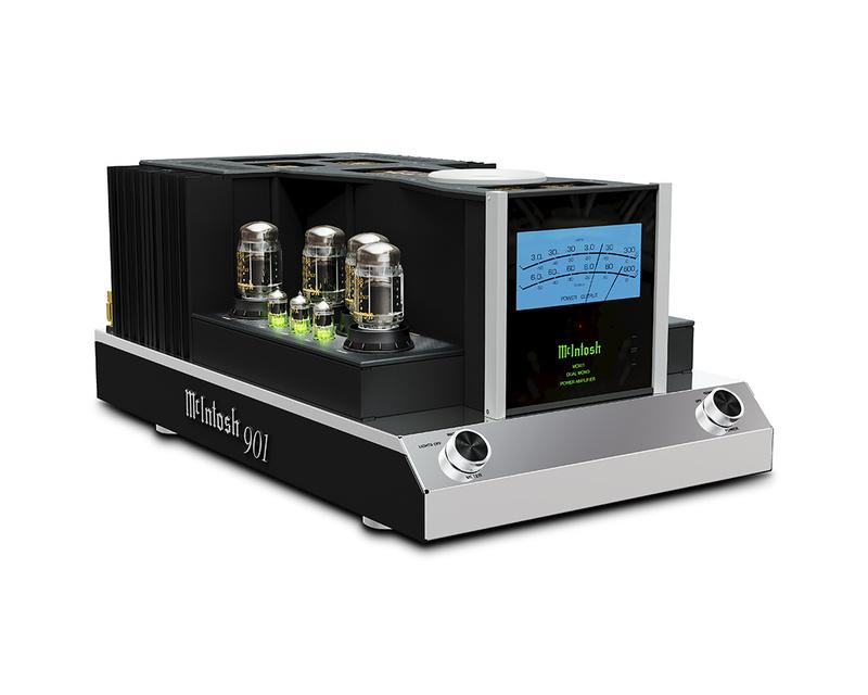 McIntosh ra mắt ampli công suất Dual Mono MC901: Giải pháp tối ưu dành cho loa bi-amp