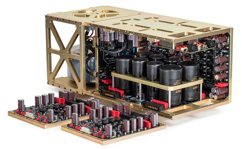 Tìm hiểu các dòng ampli hi-end của MSB Technology (Mỹ)