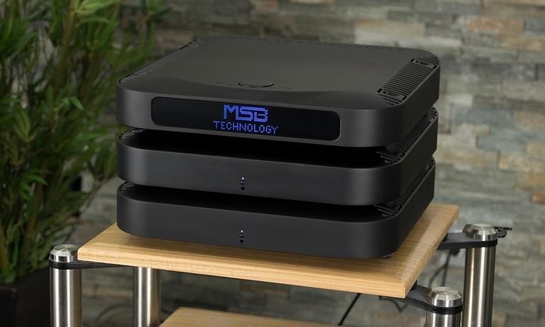 Các dòng DAC hi-end của thương hiệu Mỹ MSB Technology