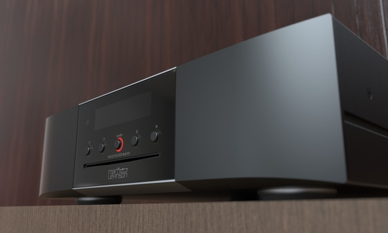 Mark Levinson chuẩn bị tung ra music server № 5101, tích hợp cả CD/SACD, streamer và DAC