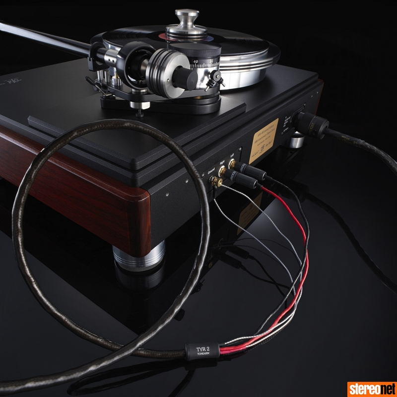 Nordost giới thiệu loạt dây phono cao cấp Tonearm Cable +