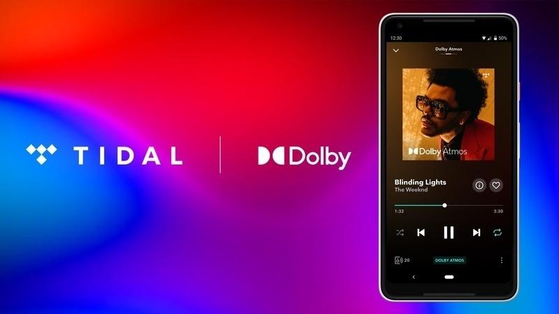 Dolby Atmos Music chính thức có mặt trên kho nhạc trực tuyến Tidal