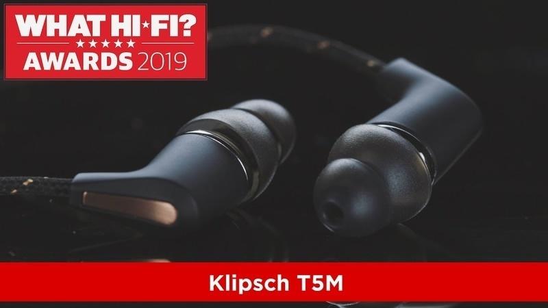 Klipsch T5M Wired: Chiếc tai nghe tiếng hay, giá bình dân cho người thích nghe nhạc trên smartphone